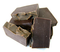 Organic Hemp Soap - Dark Chocolate Mint