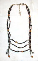 """Antiquity"" Necklace & Earring Set"
