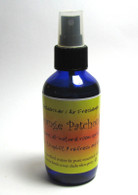 Orange Patchouli Room & Body Spray