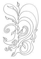Labyrinthia Printable Colouring & Meditation Page 7