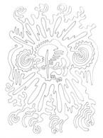 Labyrinthia Printable Colouring & Meditation Page 11