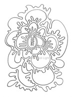 Labyrinthia Printable Colouring & Meditation Page 31