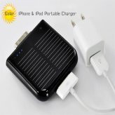 iPhone and iPod Portable Solar Charger