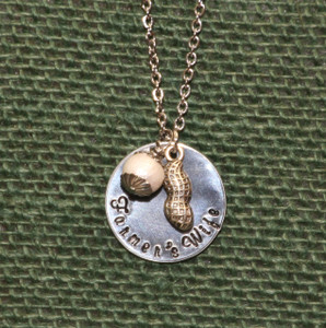 "Farmer's Wife Necklace (18"" chain)"