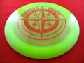 Innova Champion Dominator First Run - Yellow/Green 175g red stamp 40