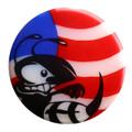 2014 USADGC Commemorative Flag-Dyed Z Glo Buzzz