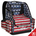 Dynamic Discs Commander Backpack Disc Golf Bag - Stars and Stripes