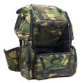 Latitude 64 DG Luxury E3 Backpack Disc Golf Bag - Army Camo