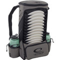 Latitude 64 Easy-Go Backpack Disc Golf Bag - Gray