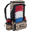 Latitude 64 Easy-Go Backpack Disc Golf Bag - Digital Camo