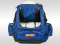 Innova HeroPack Backpack Disc Golf Bag - Blue Plaid