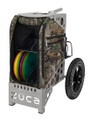 Zuca Disc Golf Cart - Realtree Xtra Camo / Gray
