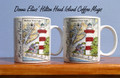 Hilton Head Island Coffee Mugs - Set of 2