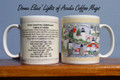 Lights of Acadia Maine Coffee Mugs - Set of 2