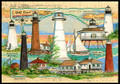 Lighthouses of the Gulf of Mexico
