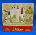 Lighthouses of New Jersey Jig Saw Puzzle