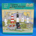 Lighthouses of Georgia Jig Saw Puzzle