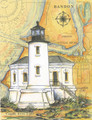 Bandon - Coquille River Lighthouse