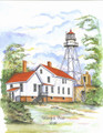 Whitefish Point Lighthouse EML02