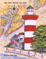 Hilton Head Lighthouse - Harbourtown Light