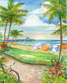 Deerfield Beach 8 x 10  Fine Art Print