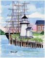 Mystic Lighthouse