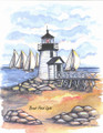 Brant Point Lighthouse EML20