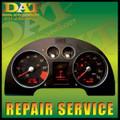 AUDI TT CLUSTER REPAIR  FUEL , TEMP GAUGE AND CENTER DISPLAY