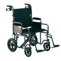 INVACARE HEAVY DUTY TRANSPORT WHEELCHAIR