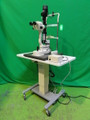 NIKON NS-1 SLIT LAMP MICROSCOPE WITH MOTORIZED TABLE