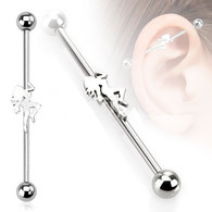 BSP33 Sexy Dancer Industrial Barbell