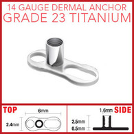 SA-06 DERMAL ANCHOR