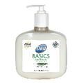 DIAL BASICS LIQUID HAND SOAP PUMP 12/16 OZ
