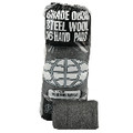 IND-QLTY STEEL WOOL HAND PAD #0 MED FINE 12/6