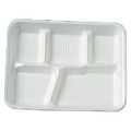 TRAY FOAM SERVING 5COMP