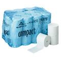 COMPACT CORELESS 2PLY BATH TISSUE