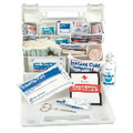 FIRST AID KIT 50 PERSON PLAS INDUSTRIAL
