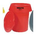 BRUTE CNTNR 44 GL RED 4/CTN