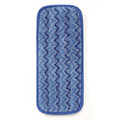 MICROFIBER 11IN WALL/STAIR WET PAD 13.7X5.5 BLU 6