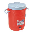 WATER COOLER 10 GAL ORNG