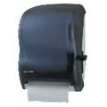 LEVER ROLL TOWEL DISPENSER ,Break-resistant plastic construction,1/BX