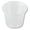SOUFFLE CUP 1 OZ TRANSLU 20/250