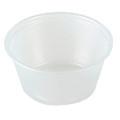 SOUFFLE CUP 3.25 OZ TRANSLU 10/250