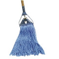 CUT-END WET MOP NARROW BAND #24 BLU 12