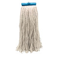 CUT-END Lie-Flat COTTON/BLEND WET MOP HEAD 32 OZ