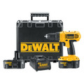 "DEWALT 18-Volt 1/2"" Cordless Compact Drill Kit with Case"