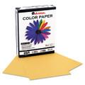 RM. Colored Paper 20lb, 8-1/2 x 11 Goldenrod 10REAMS/CS
