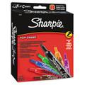 PK. Flip Chart Markers Bullet Tip Eight Colors 8/Set