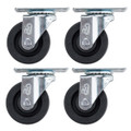 Beverage-Air Plate Casters - 4/Set