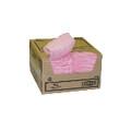 RAYON WET WIPE 11/5X24 PNK DIAMOND PATTERN 200/